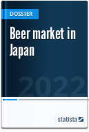 Beer industry in Japan