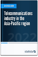 Telecommunications industry in Asia Pacific