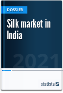 Silk in India