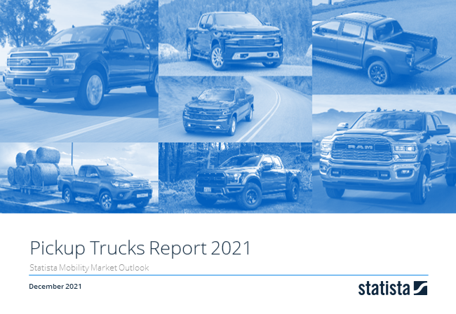 Pickup Trucks in the U.S. Report 2019