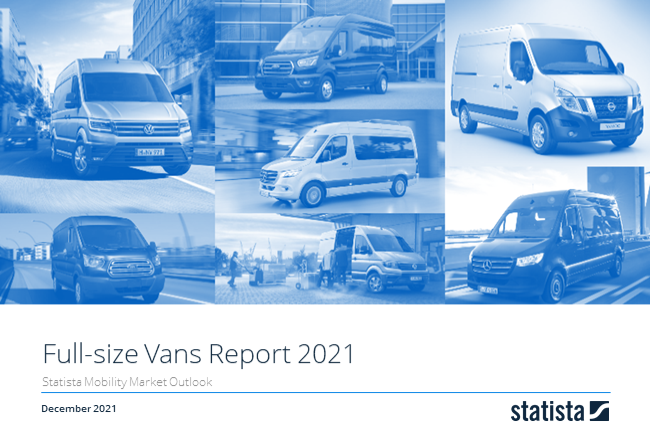 Full-Size Vans in the U.S. Report 2020