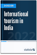 International tourism in India