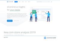 ikea.com store analysis 2019