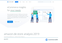 amazon.de store analysis 2019