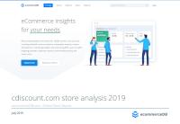 cdiscount.fr store analysis 2019