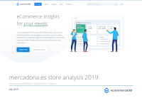 mercadona.es store analysis 2019
