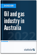 Oil and gas industry in Australia
