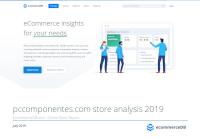 pccomponentes.com Store Analyse 2019