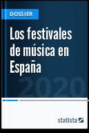 Los festivales de música en España