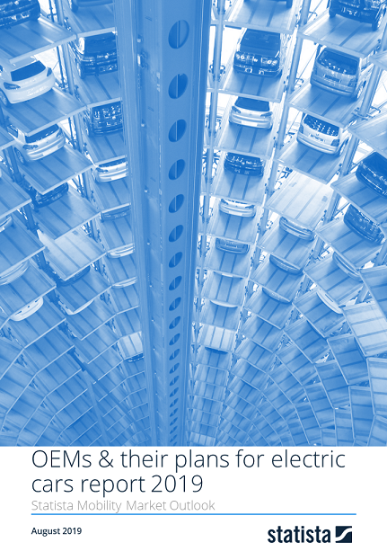 OEMs & their plans for electric cars report 2019