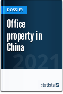 Office property in China