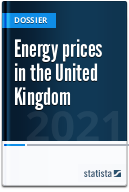 Energy prices in the UK