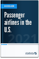 Passenger airlines in the U.S.