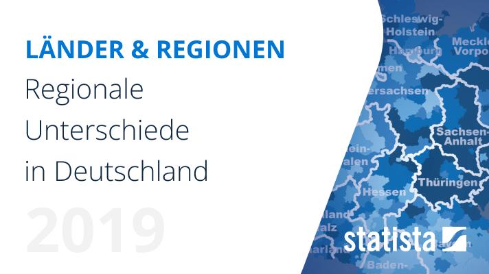 Regionale Unterschiede in Deutschland