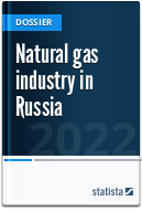 Russian natural gas industry