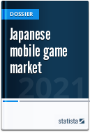 Mobile gaming in Japan