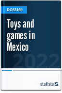 Toys and games industry in Mexico