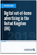 Digital out-of-home advertising in the United Kingdom (UK)