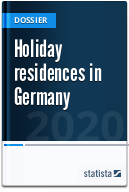 Holiday residences in Germany