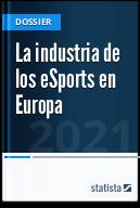 La industria de los eSports en Europa