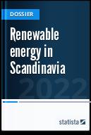 Renewable energy in Scandinavia