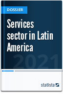 Services sector in Latin America
