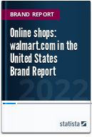 eCommerce: walmart.com customers, Brand Report 2019