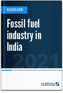 Fossil fuel industry in India