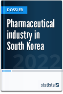 Pharmaceutical industry in South Korea