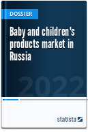 Baby and children's products in Russia