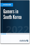 Gamers in South Korea