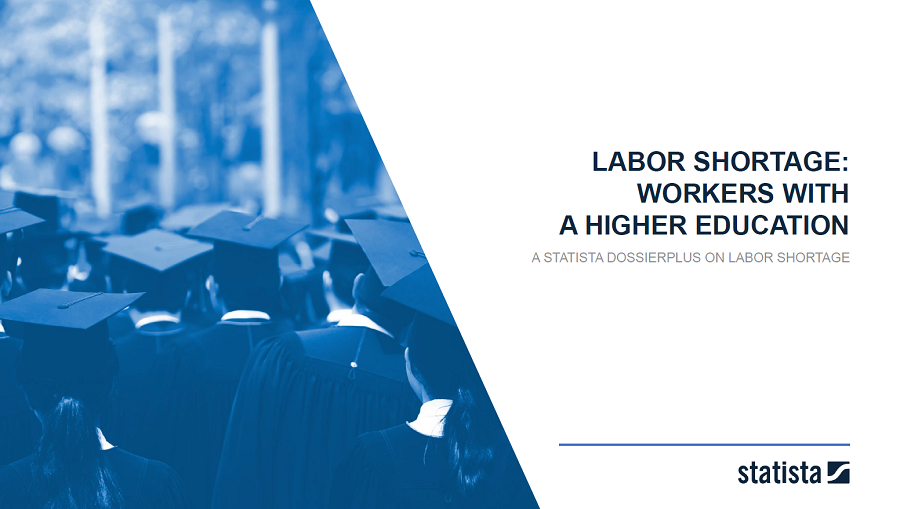 Labor Shortage: Workers with a higher education