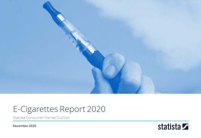 Tobacco Products Report 2020 - E-cigarettes