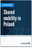 Shared mobility in Poland