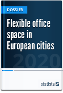 Flexible office space in Europe
