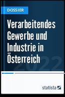 Verarbeitendes Gewerbe und Industrie in Österreich