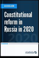 Constitutional reform in Russia 2020