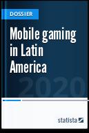 Mobile gaming in Latin America