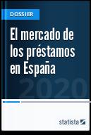 El mercado de los préstamos en España