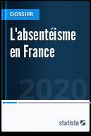 L'absentéisme en France
