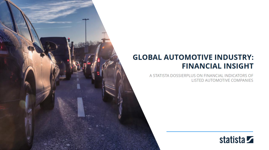 Global automotive industry: financial insight