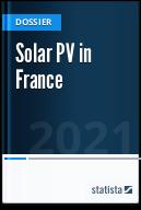 Solar PV in France