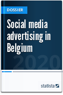 Social media advertising in Belgium