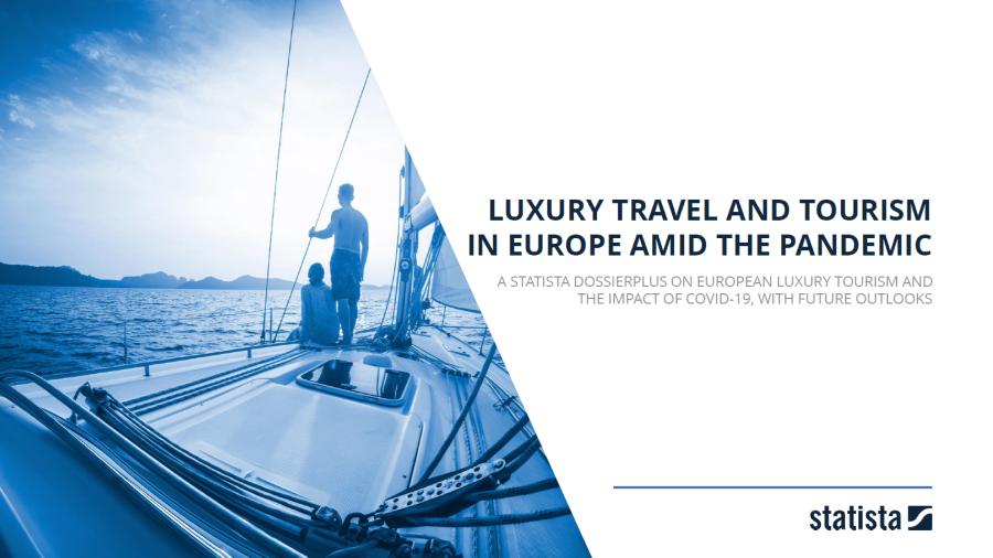 Luxury travel and tourism in Europe amid the pandemic