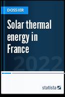 Solar thermal in France