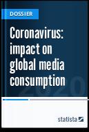 Coronavirus: impact on media consumption worldwide