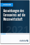Auswirkungen des Coronavirus (COVID-19) auf die Messewirtschaft