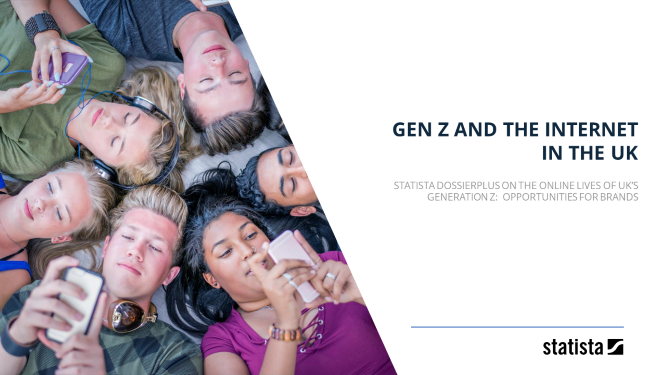 Gen Z and the internet in the UK
