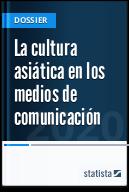 La cultura asiática en los medios de comunicación