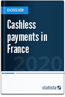 Cashless payments in France